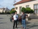 Naši hasiči na výročí hasičů v Domašově (rok 2008)