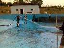 Příprava bazénu na sezónu 06-2011